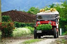 Four-wheel drive in Colombia Visit Colombia, Colombia Travel, South America Destinations, Holiday Destinations, Coffee Around The World, Around The Worlds, Us Travel, Places To Travel, Travel Tips
