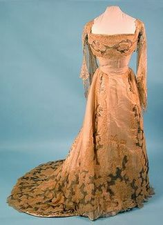 1900 tea gown