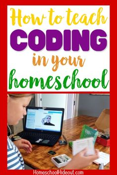 Learning to code has never been easier! Code Changers camps not only teach but also includes every single thing you need for over 25 hours of coding fun! Educational Board Games, Educational Websites, Educational Activities, Educational Technology, Activities For Kids, Homeschool High School, Homeschool Curriculum, Homeschooling, Educational Youtube Channels