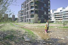 Wohnüberbauung Hardegg, Bern | Rotzler Krebs Partner, Landschaftsarchitekten, Winterthur