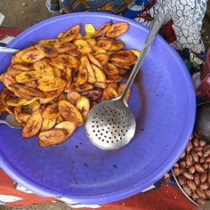 Ayaye les chips !!! #ivorianfood