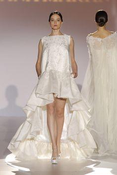 Vestidos de novia de Juana Martín 2015 #boda #vestidos #juanamartin