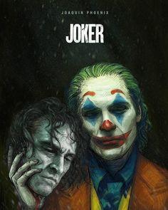🃏🎬 Joaquin Phoenix As The 🃏 Joker Joker Batman, Joker Art, Joker Clown, Joker Poster, Der Joker, Joker And Harley Quinn, Fotos Do Joker, Joker Kunst, Joker Phoenix