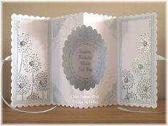 Hi All, Two posts in one day - how super organised am I! I have decided to post my favourite card made using the Stamps by Chloe range, . Fancy Fold Cards, Folded Cards, Chloes Creative Cards, Stamps By Chloe, Crafters Companion Cards, Card Making Templates, Shaped Cards, Card Making Techniques, Card Tutorials