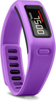Make every step count with the Garmin vivofit Wireless Activity Tracker.