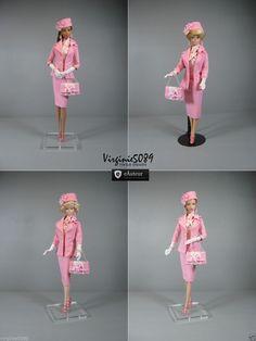 Tenue Outfit Accessoires Pour Fashion Royalty Barbie Silkstone Vintage 1439   eBay