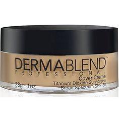 Dermablend SPF 30 Chroma Caramel Cover Creme