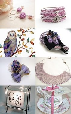 lavender by Lynn on Etsy--Pinned with TreasuryPin.com
