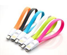 Cable Micro USB Magnético Para Android y Windows - http://complementoideal.com/producto/cargador/cable-micro-usb-magnetico-de-colores-modelo-8534/  - Cable Micro USB Magnético, conecta tu móvil al ordenador o a la corriente y carga tu móvil. Con el Cable USB Magnético también puedes pasar datos, música y vídeos de tu móvil al ordenador y viceversa. Además los extremos imantados evitarán que el cable se enrede. Escoge tu color y combina con tu ...