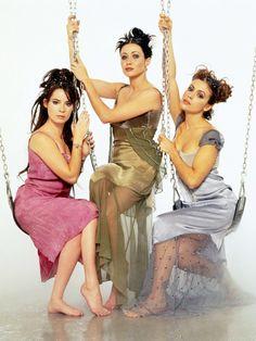 Charmed ones - Piper, Prue, Phoebe
