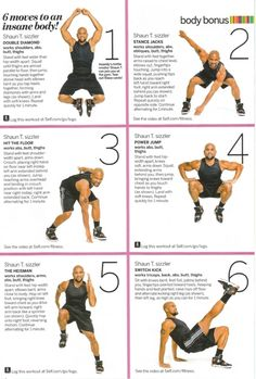 20 Minute Insanity workout