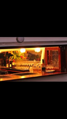 Miss Fisher Mobile Bar
