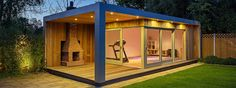 Shomera are the number 1 provider of bespoke and fixed Garden Rooms in Ireland. Shomera have completed over 1400 Garden Rooms in greater Dublin.