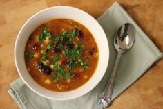 bacon bean soup reci