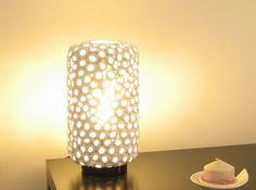 Arnia  table ceramic lamp  Handmade italian by SurianCeramics, €250.00