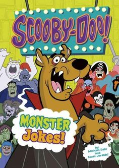 Who says monsters can't be funny? Scooby-Doo andA friends are ready to make you…