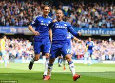 http://duonglinkvaom88.com - PSG & Real Madird sẵn sàng nổ bom tấn vì Eden Hazard