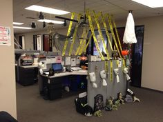 My haunted cubicle