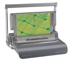 Fellowes Quasar Wire Binding Machine | Laminator.com