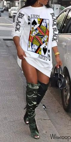 Cute Swag Outfits, Sexy Outfits, Chic Outfits, Fall Outfits, Fashion Outfits, Dress Fashion, Fashion Ideas, Black Girl Fashion, Look Fashion