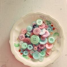 lovely buttons.