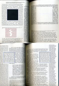 House of Leaves, Mark Z. Danielewski    You knew this one, right? Though the original edition grew out of Internet postings, it's fair to say it grew beyond the nebulous confines of the Internet, something we tend to think of as infinite. Danielewski's masterpiece is a dark wormhole of literary exploration, that, while often maddening to read (all that spinning around on your lap), is definitely worth the effort. A classic of contemporary ergodic literature and a brilliant work of art…