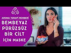 1 week porcelain white mask for smooth skin Tighten Pores, Face Yoga, Rose Oil, Natural Cosmetics, Smooth Skin, Active Ingredient, Whitening, Serum, Health Tips