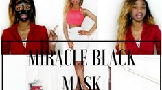 BeautyDoll Culey Black Miracle FACE MASK & How I Remove Unwanted Eyebrow Hair😣😊 BeautyDol...