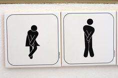 Super bathroom signs men and women humor 49 ideas