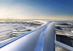 Aedas Wins Two International Competitions to Design Airports in Shenzhen and Hong Kong
