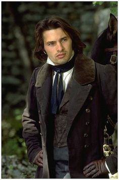 Olivier Martinez in Le hussard sur le toit (The Horseman on the Roof) - 1995