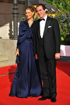 Tatiana Blatnik Photos - Crown Princess Victoria & Daniel Westling: Pre Wedding Dinner - Arrivals - Zimbio