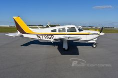 N711GP, 1977 Piper Turbo Arrow PA28R-201T, Reg # N711GP, Serial # 28R-7703214, Price: $85,000, Total Time: 2550 SNEW, Engine Time: 690 SMOH, Prop Time: 690 SPOH. Check out this Beautiful Low Time Original Turbo Piper Arrow!. Original Paint shows well, Great Upgrades including Garmin 430W, WAAS, JPI EMD 700 Engine Monitor, ADS-B, 406 Mhz ELT!. Merlyn Automatic Wastegate, Air/Oil Separator. Low Time. Airframe with Less than 700 Hours on Engine & Prop Since Overhaul..