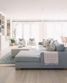 Smart Living Room Furniture Design Ideas You are in the right place about cheap Room Decor Here we offer Cozy Living Rooms, Living Room Grey, Home Living Room, Apartment Living, Cozy Apartment, Living Room Suites, Living Room Decor With White Walls, Hamptons Living Room, Living Room Wood Floor