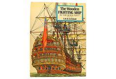The Wooden Fighting Ship, 1st Ed on OneKingsLane.com