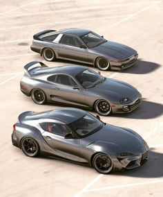 Toyota Supra & Toyota Supra & Toyota Supra by Toyota Supra Mk3, Mk3 Supra, Toyota Cars, Toyota Corolla, Toyota Prius, Luxury Sports Cars, Sport Cars, Tuner Cars, Collector Cars