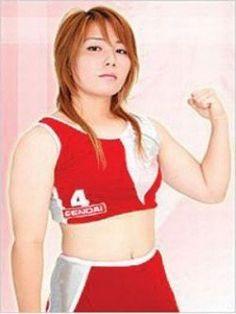 Hiren-asian female wrestling