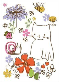 Jillian Phillips - Garden Cat