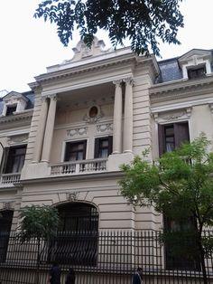 MADRID CON ENCANTO: Palacete de los Marqueses de Borghetto (Delegación...