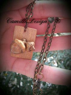 Lucky acorns talisman