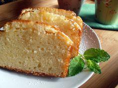 výborný citrónový koláč