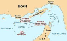 Territorial disputes in the Persian Gulf - Wikipedia, the free encyclopedia
