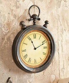 """""""Antique"""" wall clock"""