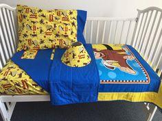 Curious george themed nursery decor curious george for Curious george bedroom ideas