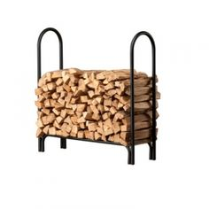 Shelter Log Rack - Mills Fleet Farm