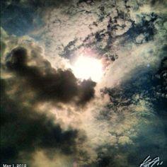 出発前 before leaving #sky #cloud #hot #summer #sky #sun #philippines #フィリピン #空 #雲