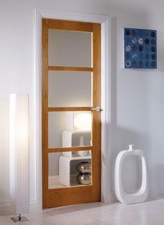 Serena Pre-glazed Internal Door