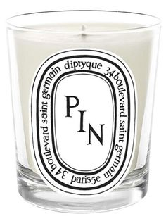 Scent of the Season  Dyptique pin candle, $60, nordstrom.com - Lightening up my mood.