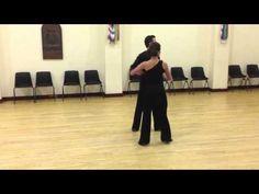 http://www.inspiration2dance.com Andrew Cuerden and Viktoriya Wilton Steps: 1. Cha-Cha Basic 2. Basic with ladies Underarm Turn 3. New Yorks x 3 4. Spot Turn...