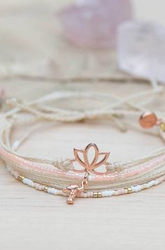 Blush Crush Pack | Pura Vida Bracelets #GoldBracelets
